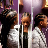 Stitch Braids In Trinidad